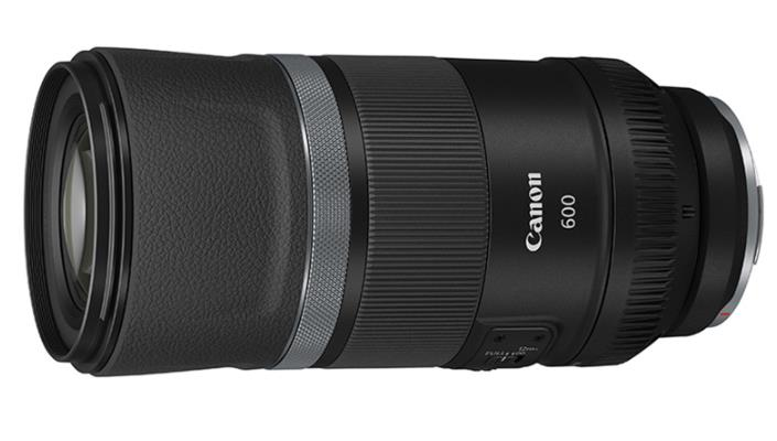 佳能发布RF 600mm F11 IS STM、RF 800mm F11 IS STM镜头